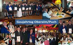 Gaujahrtag in Puch 2009