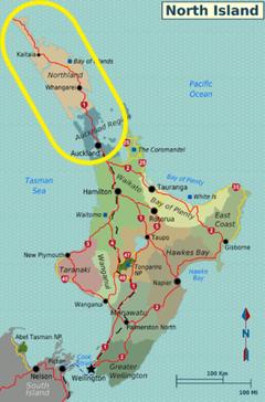 -Île du nord de la Nouvelle- Zélande - Wikivoyage -