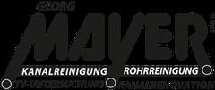 LOGO, Kanalservice Mayer Nußdorf, Georg Mayer GmbH