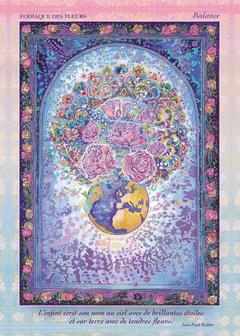Zodiaque des fleurs