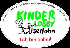 Kinder Lobby Iserlohn - ich bin dabei!
