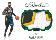 PAUL GEORGE / Jumbo Patch - No. P-PGE  (#d 4/5)