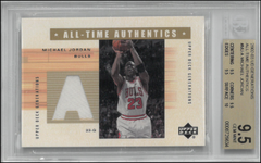 ALL-TIME AUTHENTICS - No. MJ-A