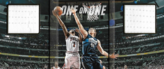 NOWITZKI ROSE / One on One - No. VS-DRDN  (#d 57/99)