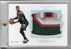 O. Y. MAYO / Jumbo Patch - No. 24  (#d 1/1)
