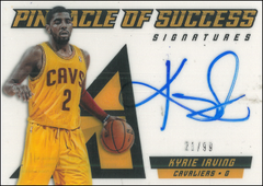 KYRIE IRVING / Pinnacle of Success - No. 29  (#d 21/99)