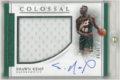 SHAWN KEMP / Colossal - No. 13  (#d 16/60)