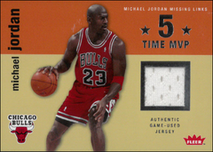 5 TIME MVP - No. MJ-3