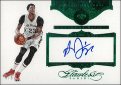 ANTHONY DAVIS / Super Signatures - No. SS-AD  (#d 3/5)
