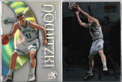 "ROOKIE CARDS (SkyBox ""EX"" / Bowman´s Best)"