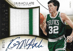 KEVIN McHALE / Premium Patches - No. 87  (#d 5/25)