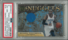 RUSSELL WESTBROOK / Gold Nuggets - No. 16  (#d 134/199)
