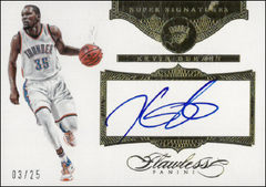 SUPER SIGNATURES - No. SS-KD  (#d 3/25)
