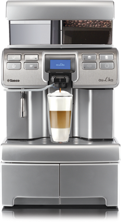Kaffeeautomat Büro Saeco Aulika TOP