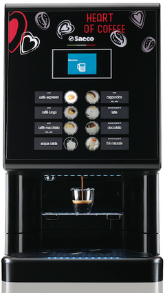 Kaffeeautomat Büro Saeco Phedra Evo Espresso