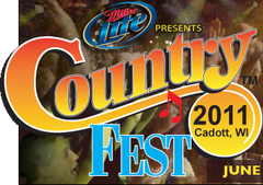 Wisconsin, Country Festival, Cadott