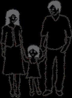 家族に優しいライフスタイルを大事にします