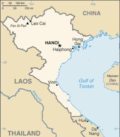Gulf of Tonkin, Bildquelle: wikipedia.org