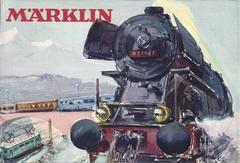 1954 Märklin Katalog DE