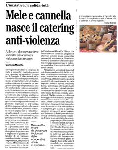 Dal Mattino Napoli del 29/05/13