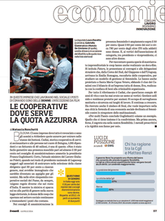 Le cooperative dove serve la quota azzurra