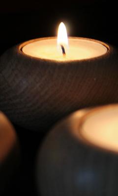 Kerzenlicht hobelhenke