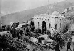 Портбоу, Вальтер Беньямин, военные крепости Каталонии, военные замки Франции, военные музеи Каталонии