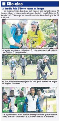 Le Journal du Pays Yonnais du 18 juin 2015