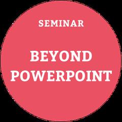 "Seminar ""BEYOND POWERPOINT"" (PDF)"
