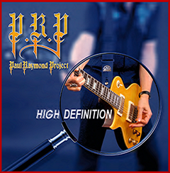 PAUL RAYMOND PROJECT - High Definition (2019)
