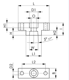 SPANNARM Adapter