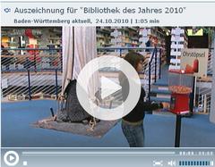 Beitrag Ohrstöpselautomat und Bibliothek des Jahres