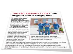 Le Courrier Picard - 4 août 2010