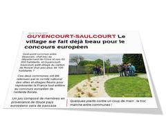 Le Courrier Picard - 18 mai 2010