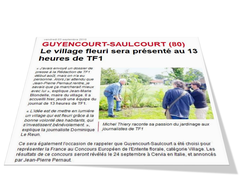 Le Courrier Picard - 3 septembre 2010