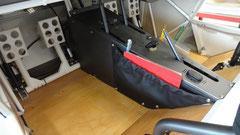 Mittelkonsole mit Seitentaschen