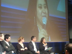 Mina Daban LMC France intervention innovation sante