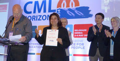 cml horizons 2014 best poster lmc france white paper 1st general assembly chronic myeloid leukemia