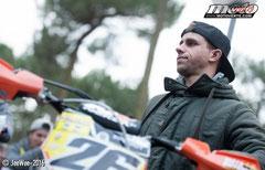 Damien Prévot Moto Verte LMC France motocross leucemie myeloide chronique