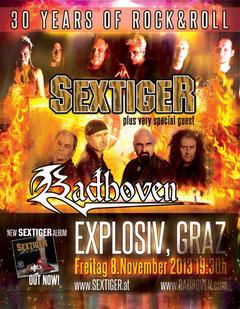 Sextiger, Badhoven, Remind
