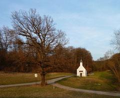 Die Ulrichskapelle im Mühltal