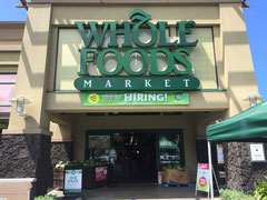 ハワイ オアフ島 ホールフーズ カイルア店 WHOLE FOODS MARKET