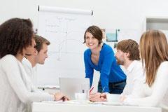 Coaching von Teams und Gruppen