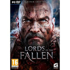 Lords of the Fallen disponible ici.
