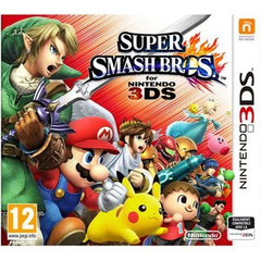 Super Smash Bros disponible ici.