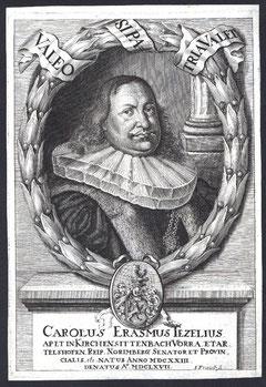Carl Erasmus Tetzel von Kirchensittenbach