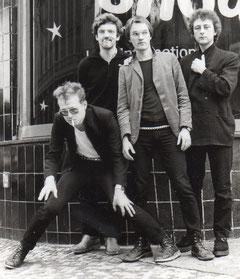 Die Band Elegant 1982