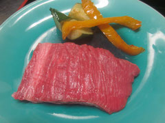 くびき牛ステーキ