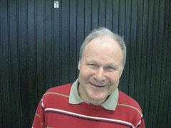 Günter Donath, Vorsitzender beim Tischtennis-Stadtfachverband und Ex-Pauker am Ratsgymnasium