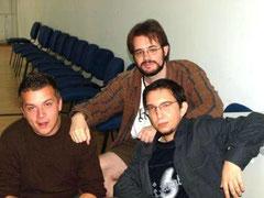 """nogle medlemmer af """"Dosta"""""""